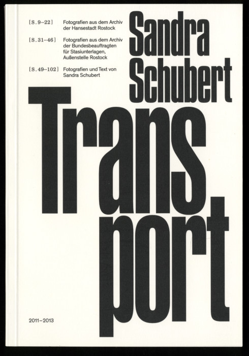 Sandra Schubert – Transport