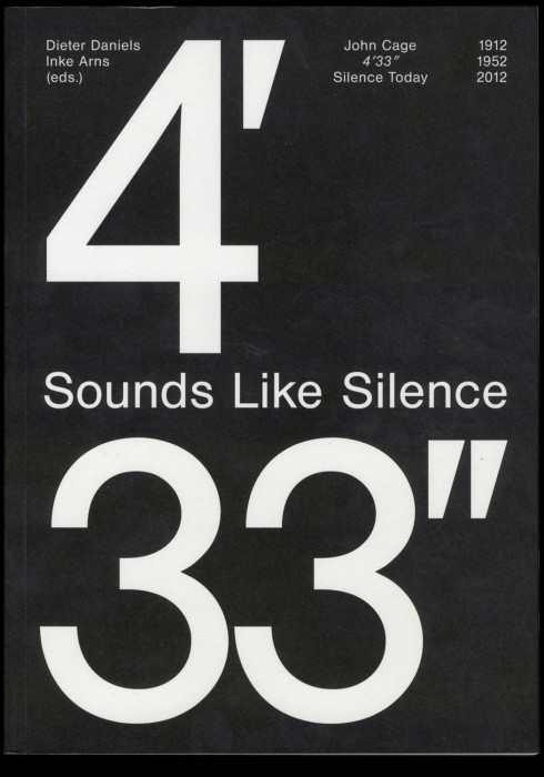 4´33´´ – Sounds like Silence