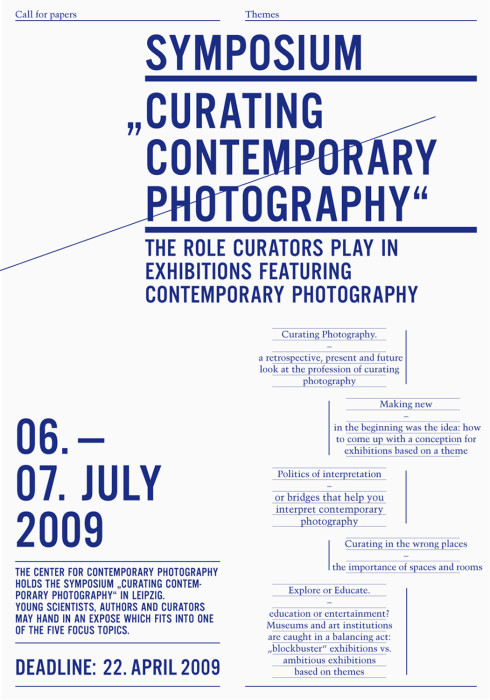 Curating Contemporary Photography