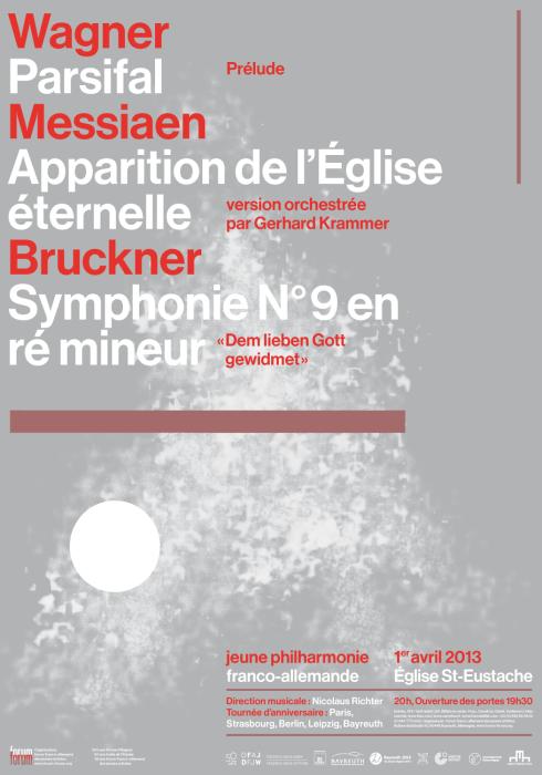Junge deutsch-französische Philharmonie
