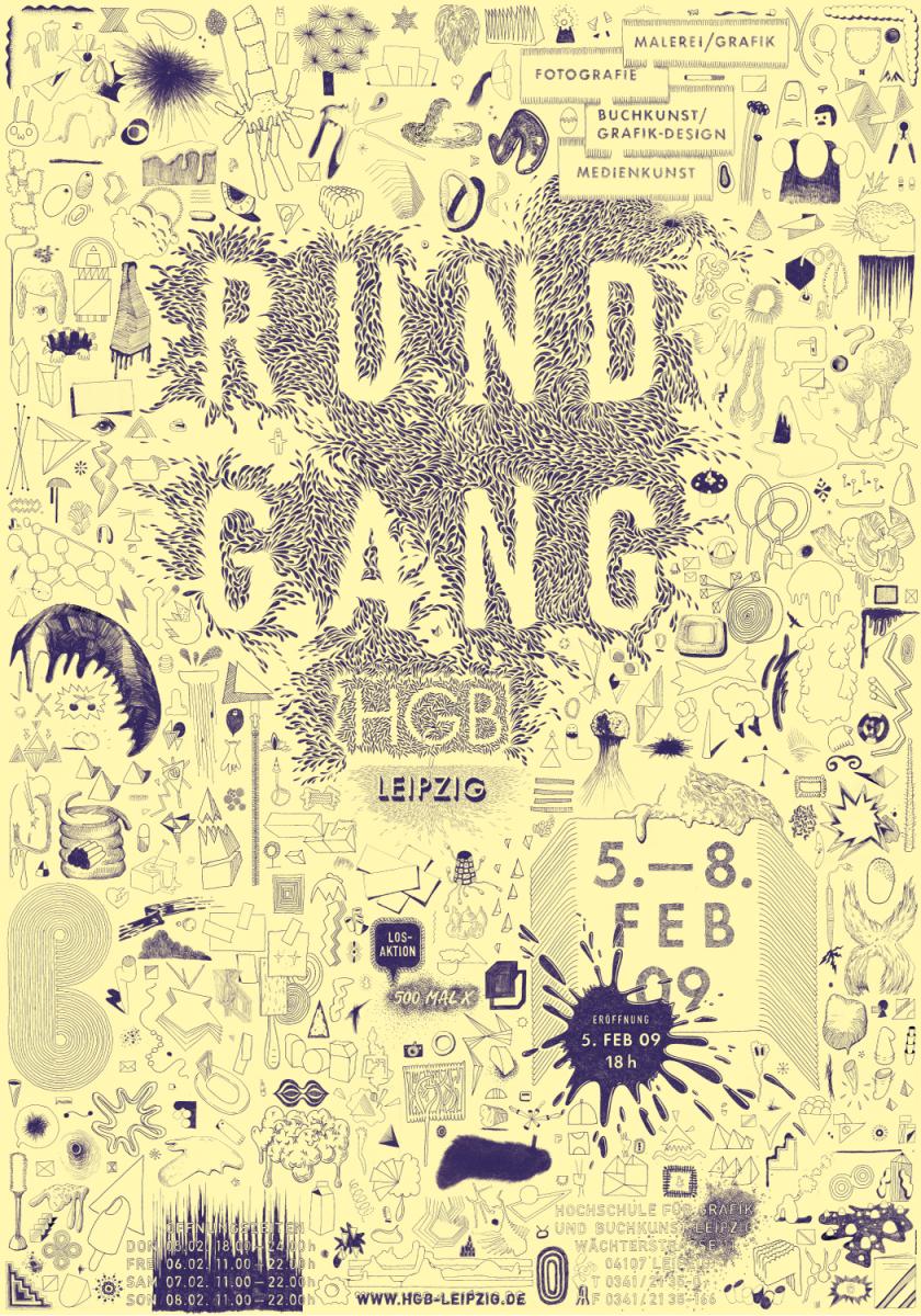 Lamm-Kirch__0000_Academy-of-visual-arts-Rundgang-2009-Plakat