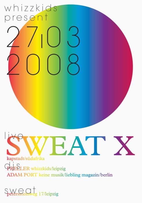Sweat X