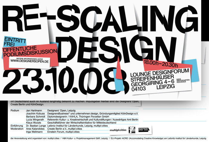 Designers Open 2008