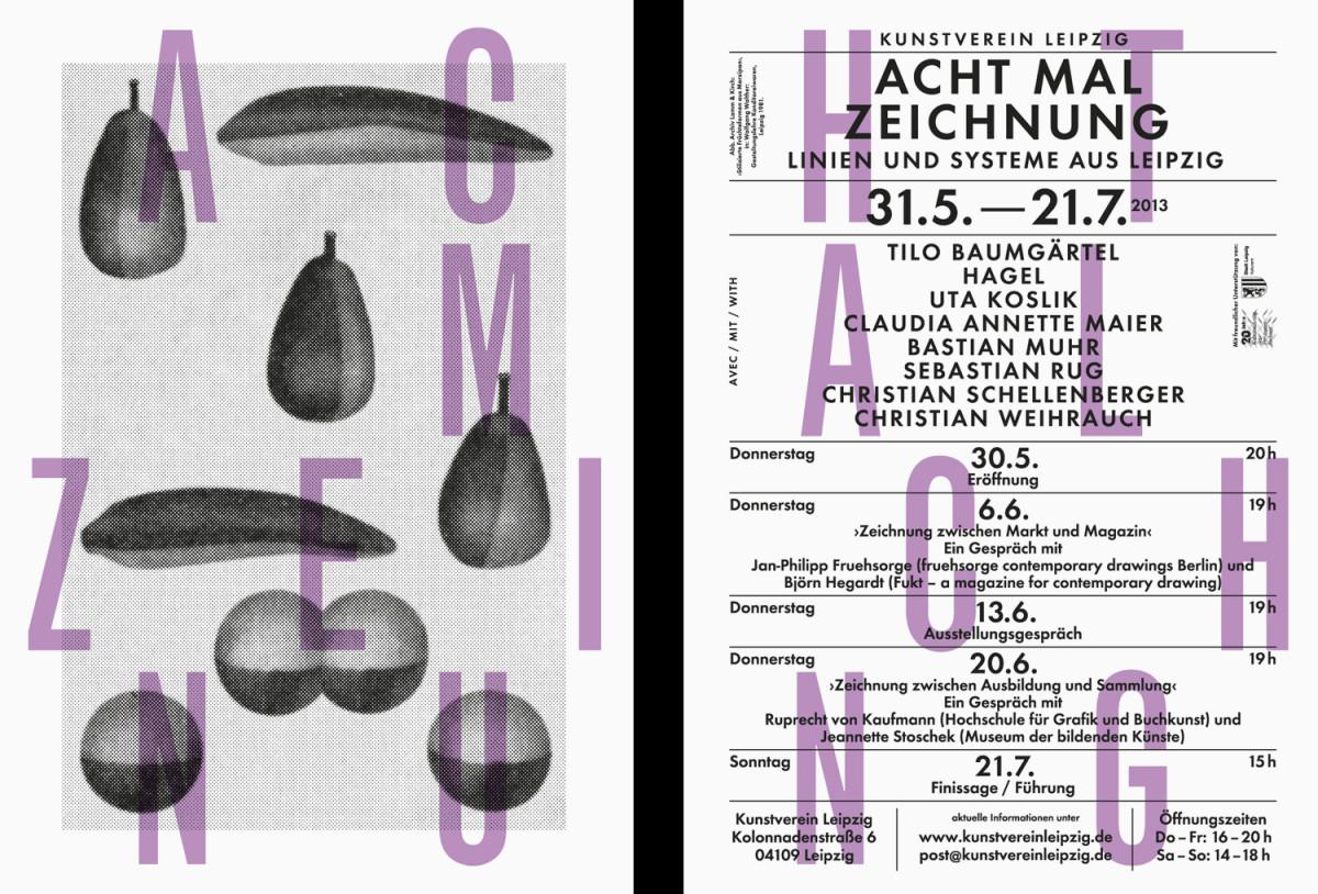 lamm-kirch_kunstverein_leipzig_acht_mal_zeichnung_2013