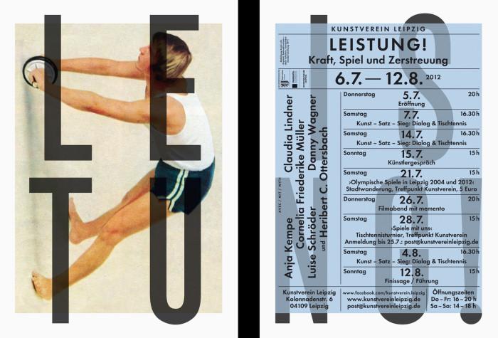 Kunstverein Leipzig 2012