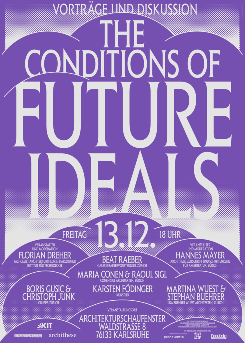 The Conditions of future Ideals