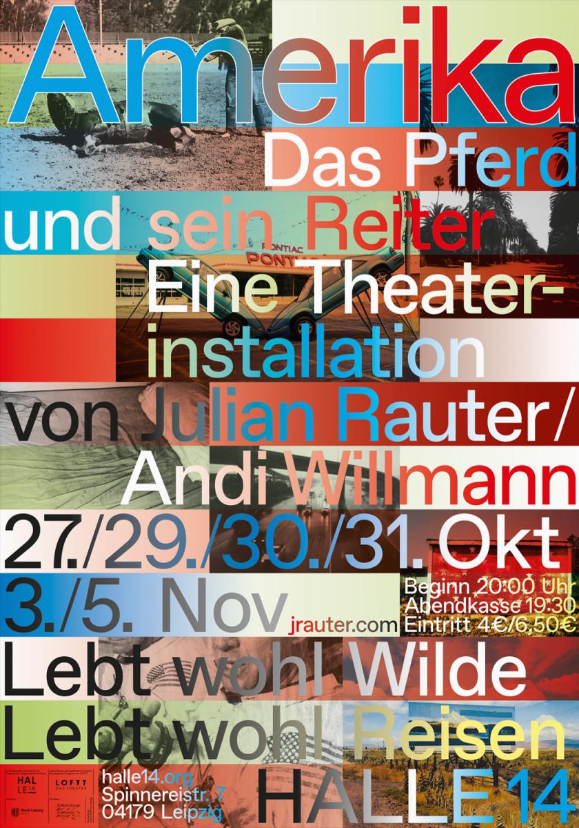 Lamm-Kirch-Julian-Rauter-Amerika-Poster