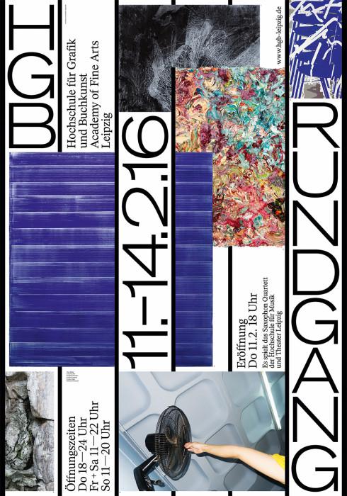 Hochschule für Grafik und Buchkunst – Annual Exhibition